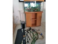 Juwel Vision 180L Fish Tank with Accessories