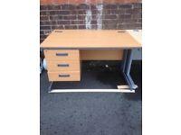 Desks with storage