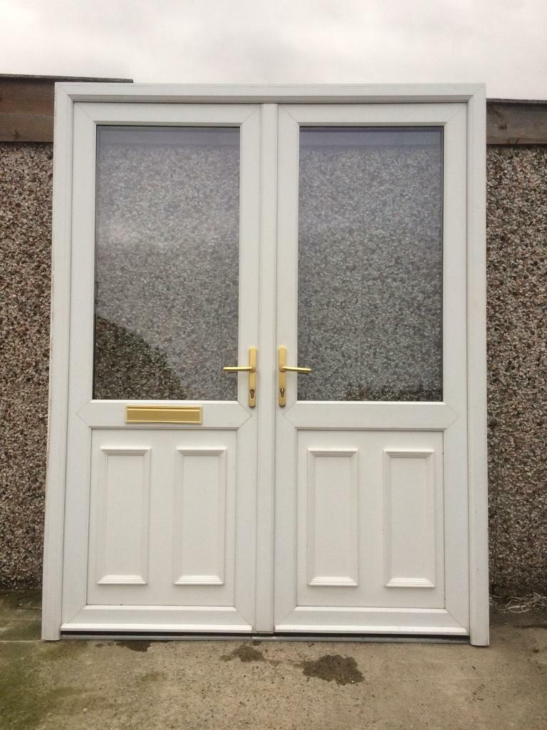 Upvc french doors in middlesbrough north yorkshire for Upvc french doors inward opening
