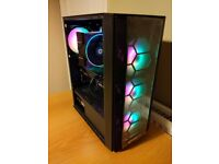 New gaming PC - RTX 3070 8gb, Ryzen 7 3700X, 16gb ram, 500gb nvme ssd, Win 10