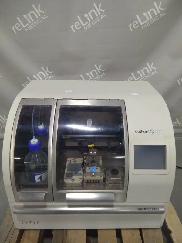 Cellient Automated Cytology Cell Block Tissue Processor System