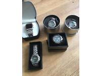 Selection of watches for sale