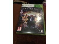 Xbox 360 Saints Row IV - commander in chief edition