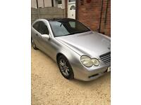 Mercedes c180 auto