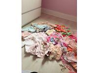 Designer baby bundle 0-3 months