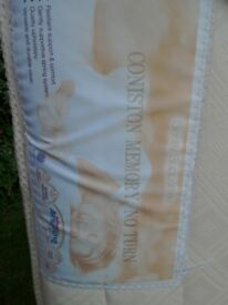 Very good condition double bed mattress
