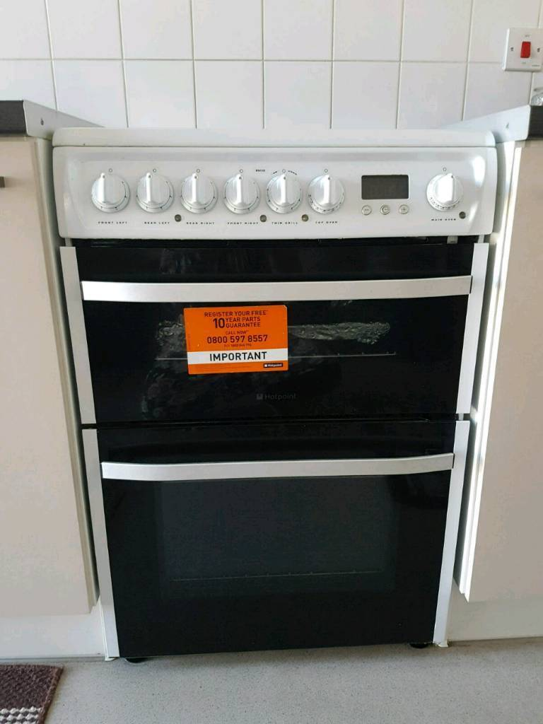 Electric Cooker - Hotpoint DSC60P