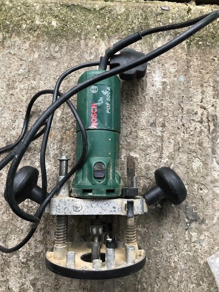 Bosch POD500A Router