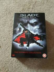 Blade Trilogy DVD Collection