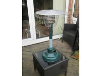 Table Top Gaz Patio Heater
