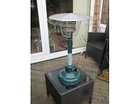 Table Top Gaz Patio Heater