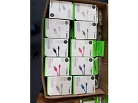wholesale 100 x BELKIN mixit 1.2 meter charging cable for iphone joblot
