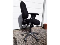 Office chair - fully adjustable ergonomic