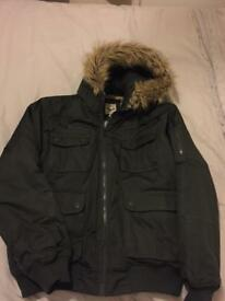 Men's xl khaki coat