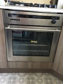 Gas oven & hob £80
