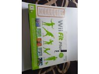 BRAND NEW Nintendo Wii Fit Plus with Balance Board