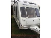 Compass rally gte special edition electric mover 2 berth 2000