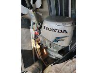 Honda outboard | Boats, Kayaks & Jet Skis for Sale - Gumtree