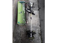 Petrol brush/ grass trimmer