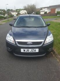 Ford Focus 1.6 Sport 2011 Special Edition, Excellent condition with FSH