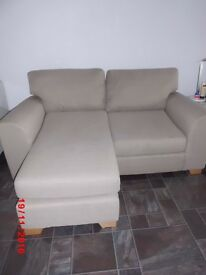 Ashdown Dual Facing Corner Sofa - Taupe