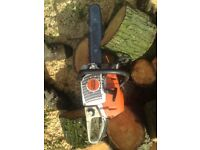Stihl ms362c Professional Chainsaw
