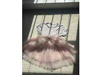 Gorgeous dress with tutu skirt