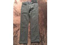 Zara Basic Men's Trousers Black 42