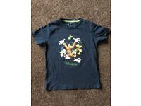 Disneyland Paris T-shirts - Age 8 years