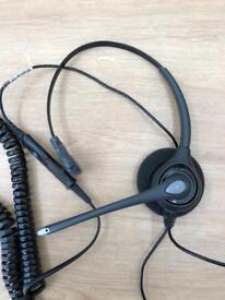 Hands free telephone headset - Plantronics £10