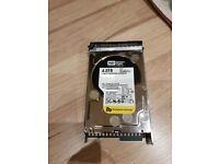 """BARGAIN Western Digital 4TB - WD4000FYYZ - Enterprise Class 3.5"""" Hard Disk"""