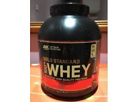 Optimum Nutrition Gold Standard Whey 5lb. Cookies & Cream.