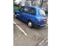 LTI, TXII, automatic, 2006, diesel, 2402 (cc) Black taxi 7 seat taxi transit engine cheap car