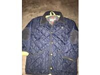 Joules age 3-4 kids jacket good condition