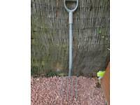Black & decker garden fork