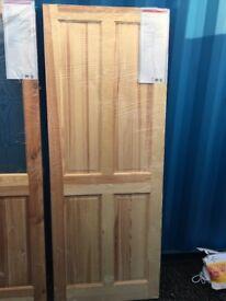 Internal doors Glazed / unglazed