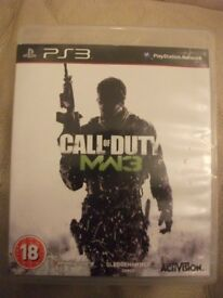 Call of Duty: Modern Warfare 3 (MW3)