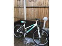 Ladies 26 Inch Claude Butler Exile Mountain Bike.