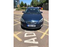 Vauxhall Astra 1.7 2010 135k mileage cheap
