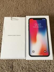 Apple iPhone X. 64gb Space Grey EE/T-Mobile/Virgin