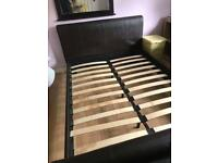 5' bed base for sale - needs mattress