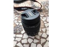 Brand new Canon lens
