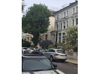 Luxury Leafy Road, Belsize Park newly renovated in period house, much sought after