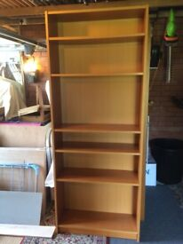 Large Ikea Billy Bookcase,