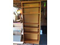 Large Ikea Billy Bookcase,