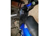 Scooter piaggio nrg mc3