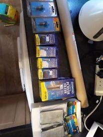 Aqua 1 320 28 litre fish tank.