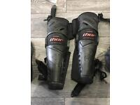 Thor mx knee pads/shin guards