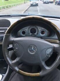 Mercedes E320 Avantgaurd