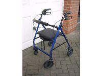 Eden mobility walker/rollator